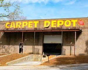 Carpet Depot Decatur Storefront