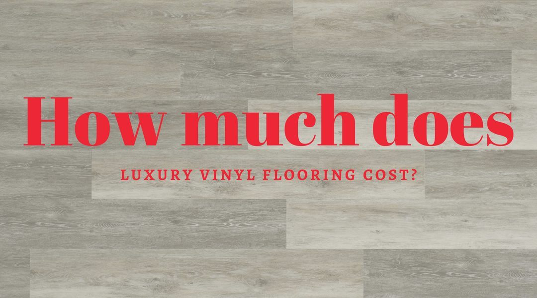 How much does luxury vinyl flooring cost?
