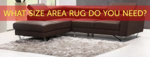 What Size Area Rug Do You Need?